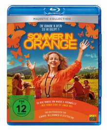 Sommer in Orange (Blu-ray), Blu-ray Disc