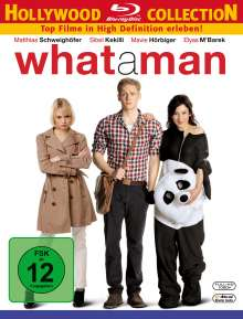 What A Man (Blu-ray), Blu-ray Disc