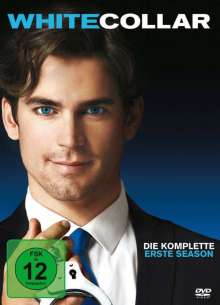 White Collar Season 1, 4 DVDs