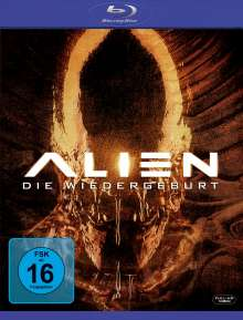 Alien 4: Die Wiedergeburt (Blu-ray), Blu-ray Disc