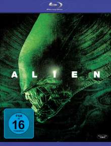 Alien 1 (Director's Cut) (Blu-ray), Blu-ray Disc