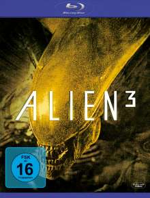 Alien 3 (Kinoversion & Extended Version) (Blu-ray), Blu-ray Disc