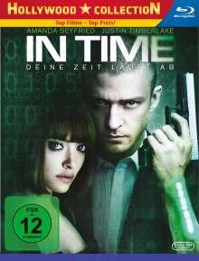 In Time (Blu-ray), Blu-ray Disc