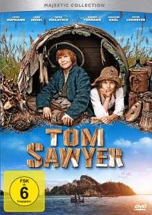 Tom Sawyer (2011), DVD