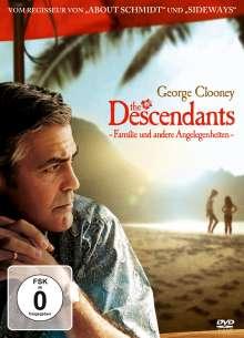 The Descendants, DVD
