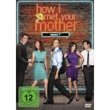 How I Met Your Mother Season 7, 3 DVDs