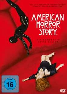 American Horror Story Season 1: Murder House, 4 DVDs