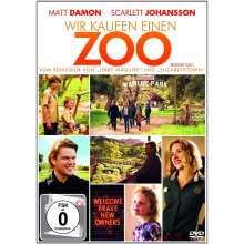 Wir kaufen einen Zoo, DVD