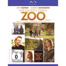 Wir kaufen einen Zoo (Blu-ray), Blu-ray Disc