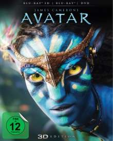 Avatar (3D & 2D Blu-ray & DVD), Blu-ray Disc