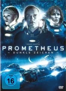 Prometheus - Dunkle Zeichen, DVD