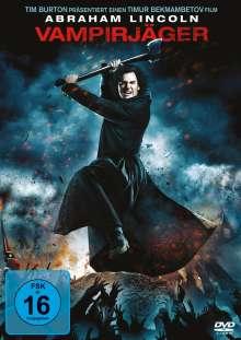 Abraham Lincoln - Vampirjäger, DVD