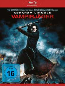 Abraham Lincoln - Vampirjäger (Blu-ray), Blu-ray Disc