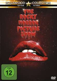 Rocky Horror Picture Show (OmU), DVD