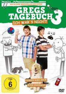 Gregs Tagebuch 3 - Ich war's nicht, DVD