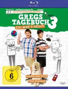 Gregs Tagebuch 3 - Ich war's nicht (Blu-ray), Blu-ray Disc