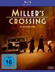 Miller's Crossing (Blu-ray), Blu-ray Disc