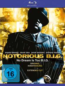 Notorious B.I.G. (Blu-ray), Blu-ray Disc