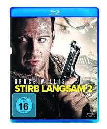 Stirb langsam 2 (Blu-ray), Blu-ray Disc