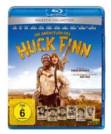 Die Abenteuer des Huck Finn (Blu-ray), Blu-ray Disc