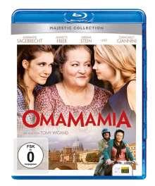 Omamamia (Blu-ray), Blu-ray Disc