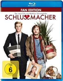 Schlussmacher (Blu-ray), Blu-ray Disc