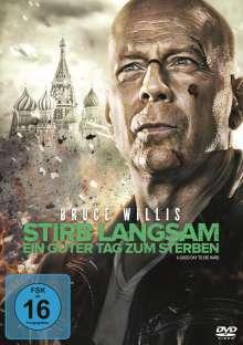 Stirb langsam 5 - Ein guter Tag zum Sterben, DVD