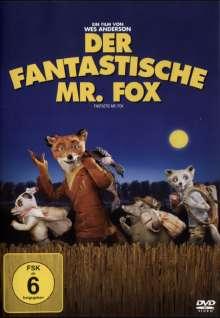 Der fantastische Mr. Fox, DVD