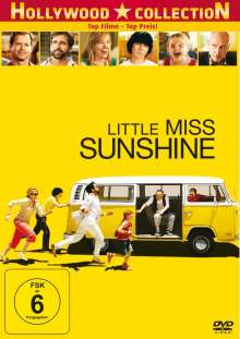 Little Miss Sunshine, DVD