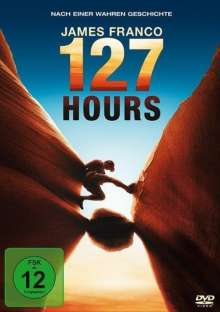 127 Hours, DVD