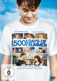 (500) Days Of Summer, DVD