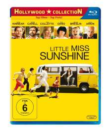 Little Miss Sunshine (Blu-ray), Blu-ray Disc