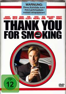 Thank You For Smoking, DVD