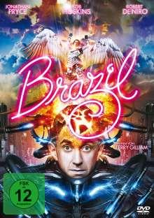 Brazil, DVD