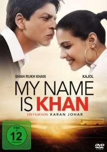 My Name Is Khan, DVD