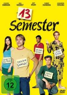 13 Semester, DVD