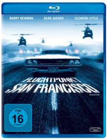 Fluchtpunkt San Francisco (Blu-ray), Blu-ray Disc