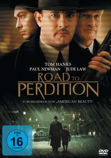 Road To Perdition, DVD