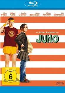 Juno (Blu-ray), Blu-ray Disc