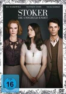 Stoker, DVD
