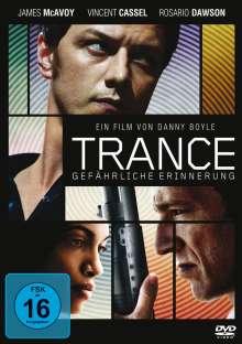 Trance, DVD