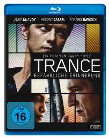 Trance (Blu-ray), Blu-ray Disc