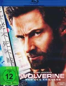 Wolverine - Weg des Kriegers (Blu-ray), Blu-ray Disc