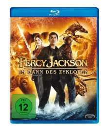 Percy Jackson - Im Bann des Zyklopen (Blu-ray), Blu-ray Disc