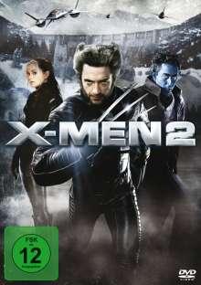X-Men 2, DVD