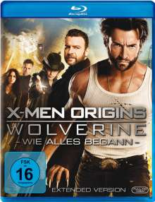 X-Men Origins: Wolverine (Blu-ray), Blu-ray Disc
