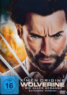 X-Men Origins: Wolverine, DVD