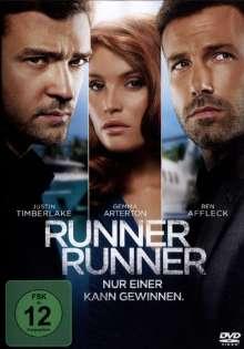 Runner Runner, DVD