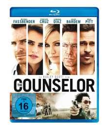 The Counselor (Blu-ray), 2 Blu-ray Discs