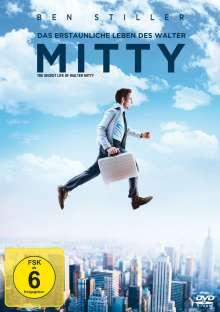 Das erstaunliche Leben des Walter Mitty, DVD